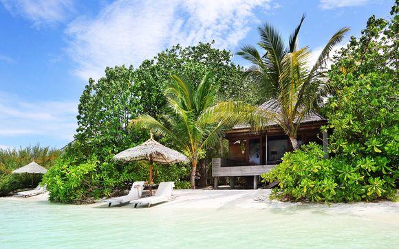 Hotel Gangehi Island Resort 5*