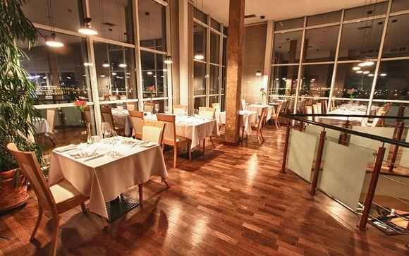 Bellevue Park Hotel Riga 4*