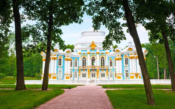San Petersburgo te espera