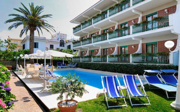 Hotel Eliseo Park´s 4*
