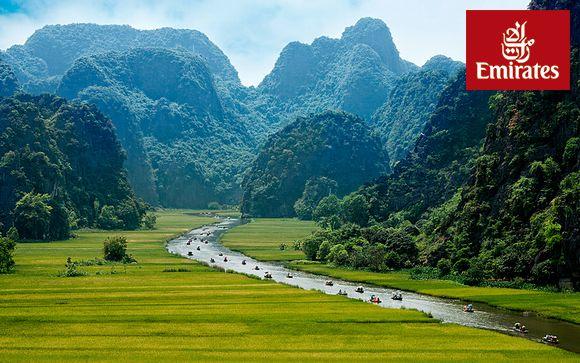 Vietnam Ho Chi Minh - Vietnam, viaje al corazón de Indochina desde 1.838,00 €