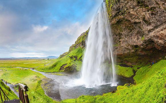 Islandia Keflavik - Tierra de hielo y fuego desde 2.225,00 €