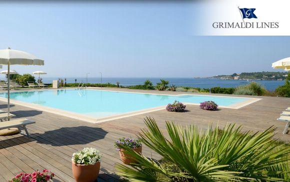 Italia Alghero - Hotel Dei Pini 4* desde 445,00 €