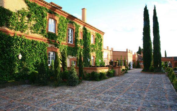 Toledo - Valdepalacios Gourmand 5*