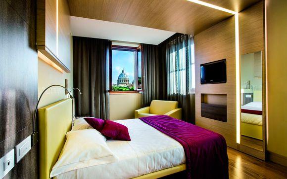Italia Roma - Hotel Il Cantico desde 88,00 €