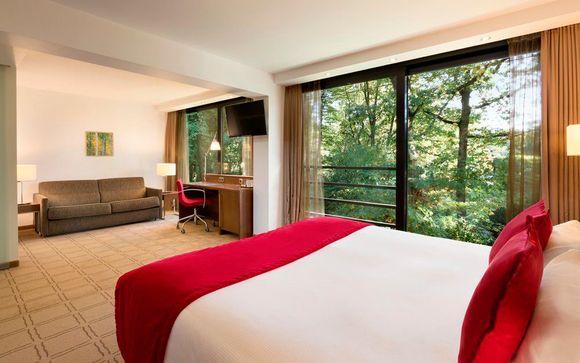 Hotel Dolce la Hulpe 4*