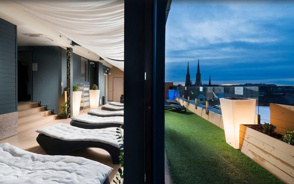 Hungría Budapest - BO33 Hotel Family &amp Suites 4* desde 119,00 €