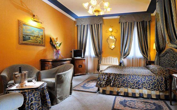 Italia Venecia - Hotel Ca' dei Conti 4* desde 100,00 €