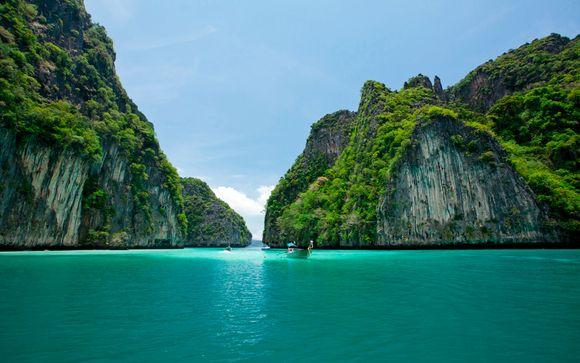 Combinado en Bangkok, Camboya y Phuket