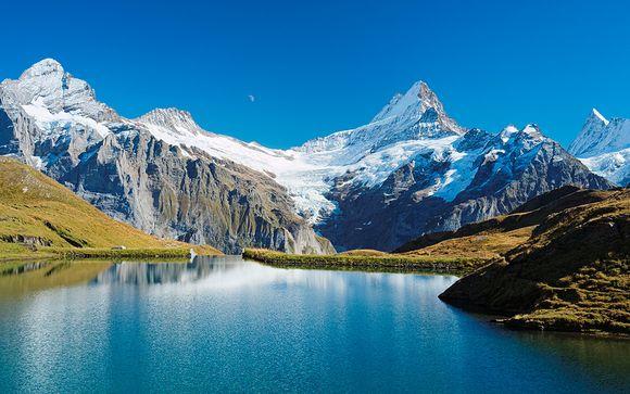 Encantos de Suiza y Norte de Italia