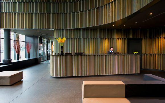 SANA Berlín Hotel 4*