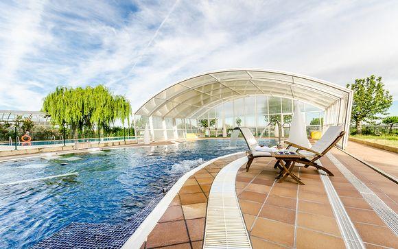 Salamanca - Salamanca Forum Resort - Hotel Doña Brígida 4*