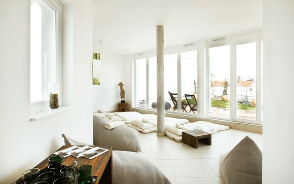 Alemania Berlín - Almodóvar Hotel Berlin - Biohotel 4* desde 95,00 €