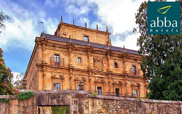 Villacarriedo - Abba Palacio de Soñanes Hotel 4*