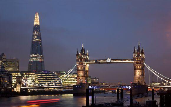 Reino Unido Londres - Bermondsey Square Hotel - A Bespoke Hotel 4* desde 55,00 €