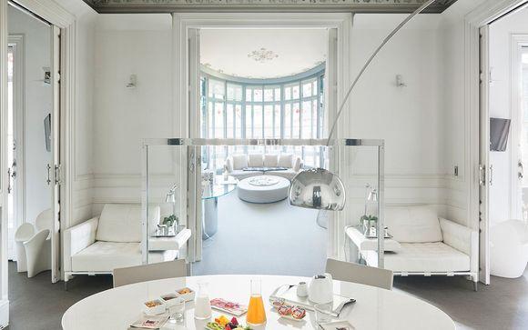 Hotel Palauet Living Barcelona