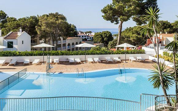 Menorca: Mahón - Ilunion Menorca