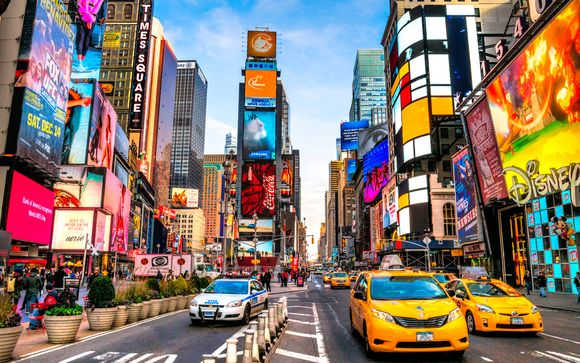 Estados Unidos Nueva York - Cassa Hotel 45th Street New York 4* desde 210,00 €