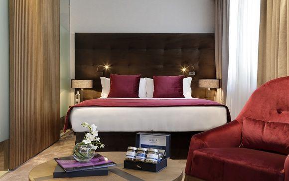 Hotel Meliá Campione 5*