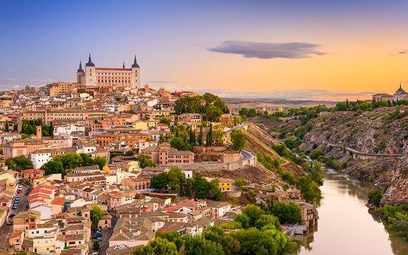 Patrimonio de la Humanidad: Madrid, Cuenca y Toledo