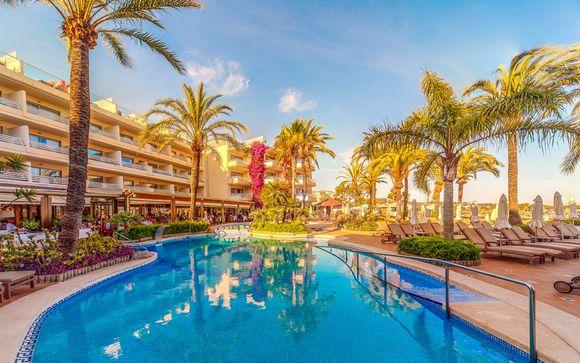 Vanity Hotel Golf 4*