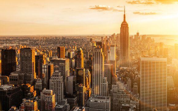 Nueva York y Riviera Maya te esperan