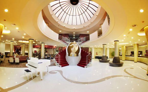 República Checa Praga - Hotel Don Giovanni Prague 4* desde 25,00 €