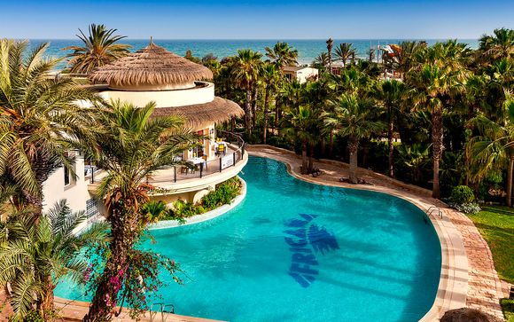 Túnez Hammamet - Hotel Club Magic Life Africana 5* desde 105,00 €