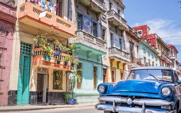 Combinado en La Habana y Varadero