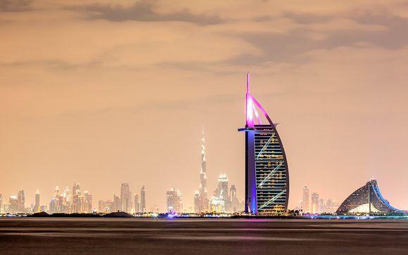 Emiratos Árabes Unidos Dubái - Crowne Plaza Dubai Festival City 5*  desde 746,00 €