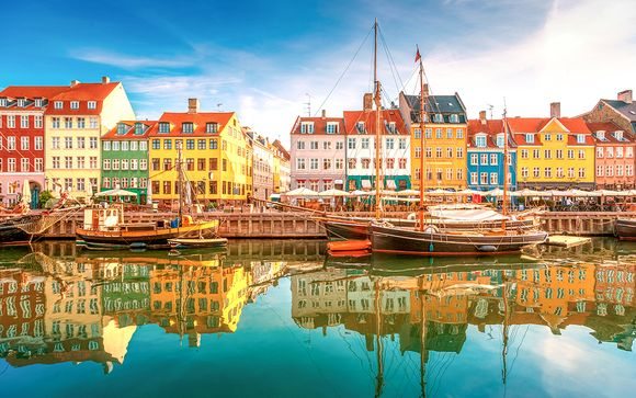 Noruega Oslo - Recorrido cultural por Copenhague y Oslo con ferry nocturno desde 355,00 €