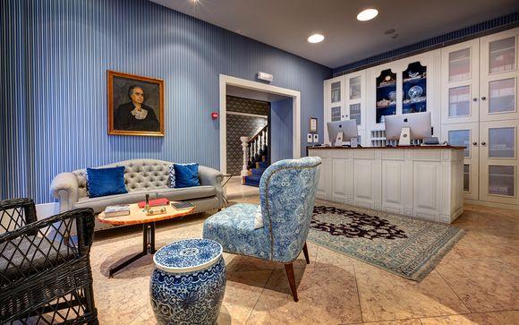 Un hotel con historia y estilo propio