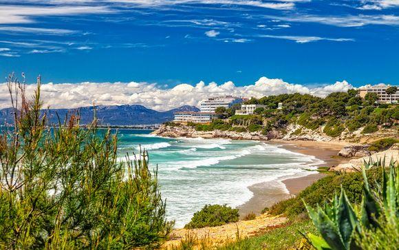 Vacaciones en el Mediterráneo con media pensión