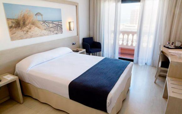 Hotel Spa Cádiz Plaza 4*