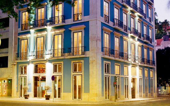 Portugal Lisboa - Hotel Heritage Avenida Liberdade 4* desde 123,00 €