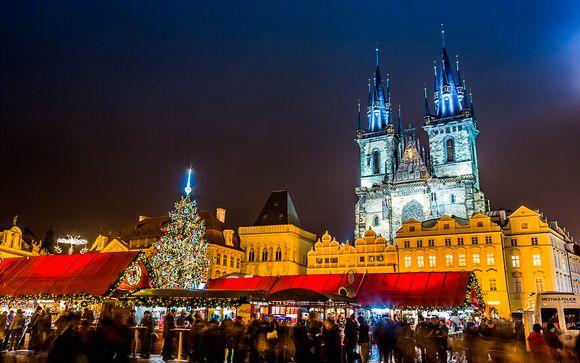 República Checa Praga - Mercadillos de Navidad  desde 329,00 €