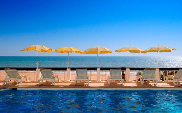 Portugal Armação de Pêra - Holiday Inn Algarve 4* desde 65,00 €
