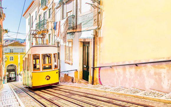Oporto y Lisboa te esperan