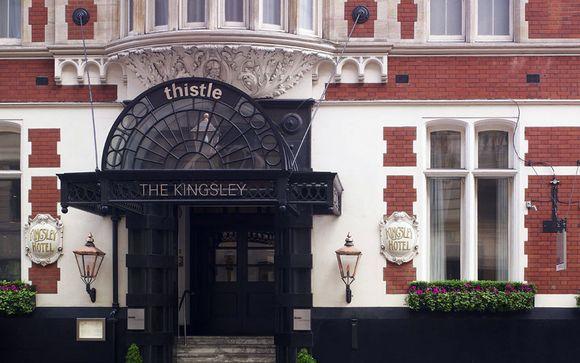 Thistle Holborn, The Kingsley 4*