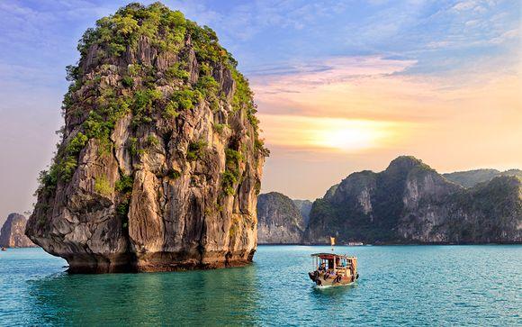 Viaje al corazón de Indochina