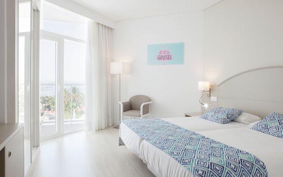 Benalmádena - Hotel Ibersol Alay 4*