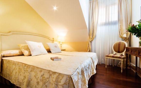 Hotel Palacio Villa de Alarcón 4*