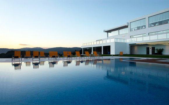 Portugal Mondim de Basto - Água Hotels Mondim de Basto 4* desde 38,00 €