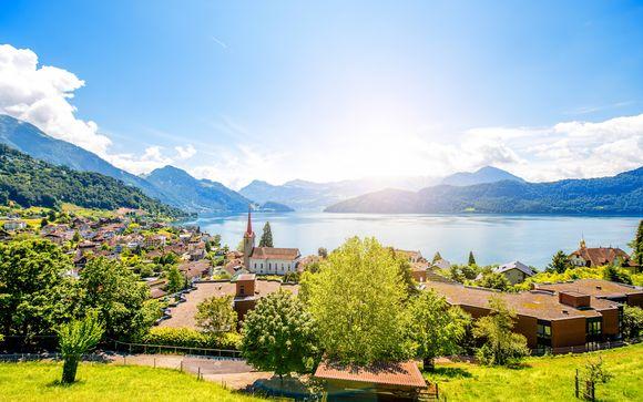 Suiza Ginebra - Suiza, Selva Negra y Chamonix desde 1.295,00 €