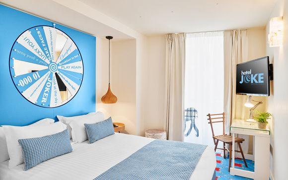 Francia París - Hotel Joke - Astotel desde 42,00 €