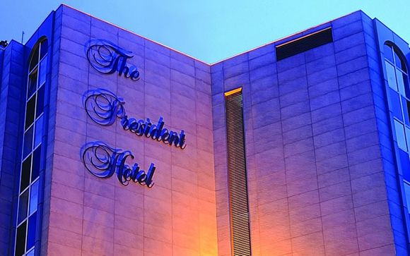 The President Hotel 4*
