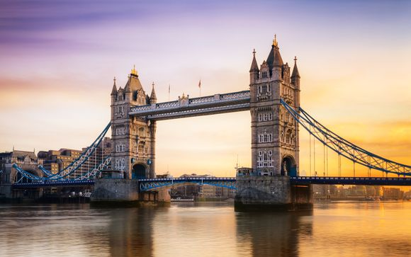 Reino Unido Londres - The Tower Hotel 4* desde 46,00 €