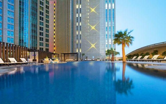 Emiratos Árabes Unidos Abu Dhabi - Sofitel Abu Dhabi Corniche 5* desde 225,00 €