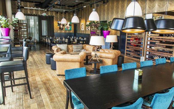 Países Bajos Ámsterdam - DoubleTree by Hilton Hotel Amsterdam - NDSM Wharf 4* desde 45,00 €
