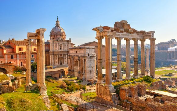 Italia Roma - A.Roma Lifestyle 4* desde 60,00 €